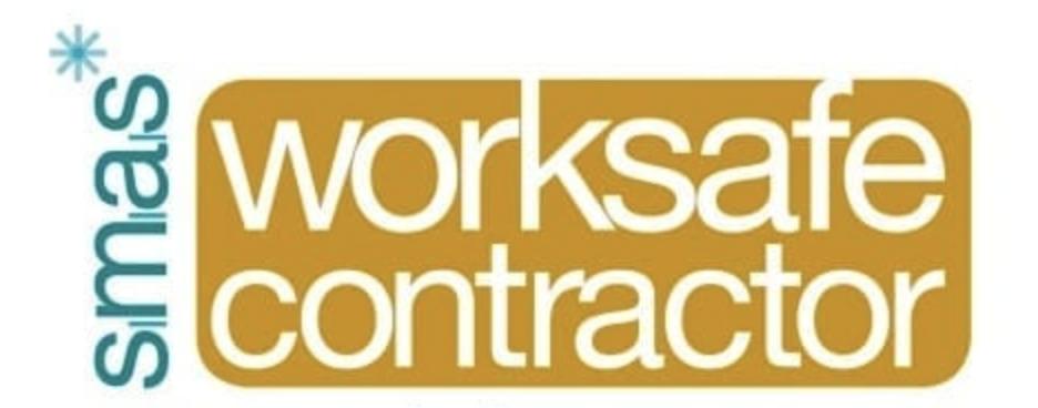 Ralph Plastering are SMAS Worksafe Contractors