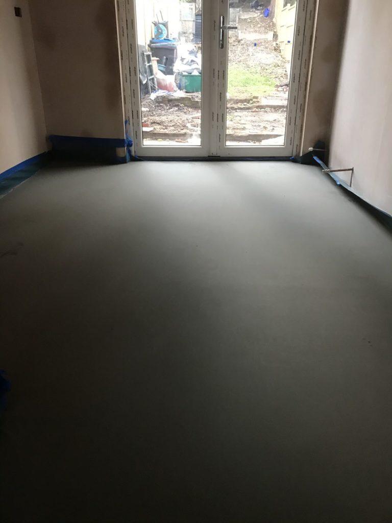 Floor Screed By Ralph Plastering