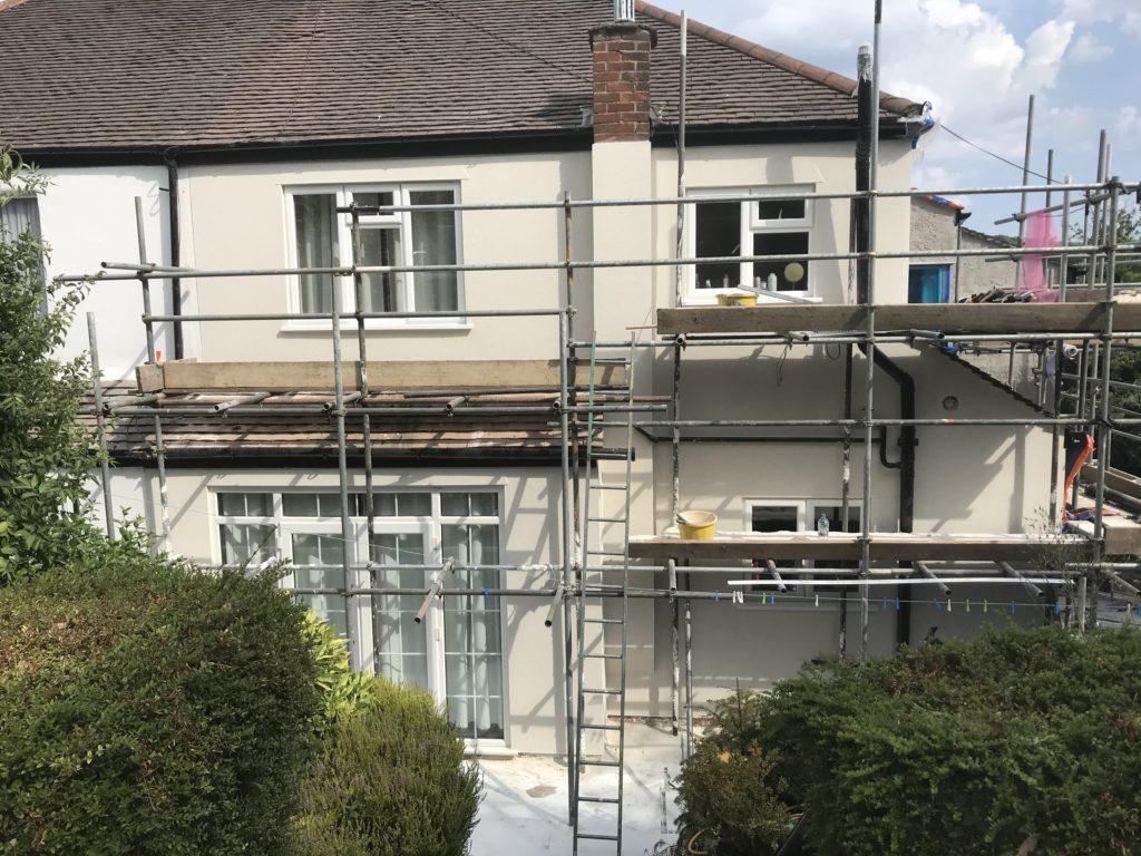 Rendering South London - Rendering Surrey - Ralph Plastering