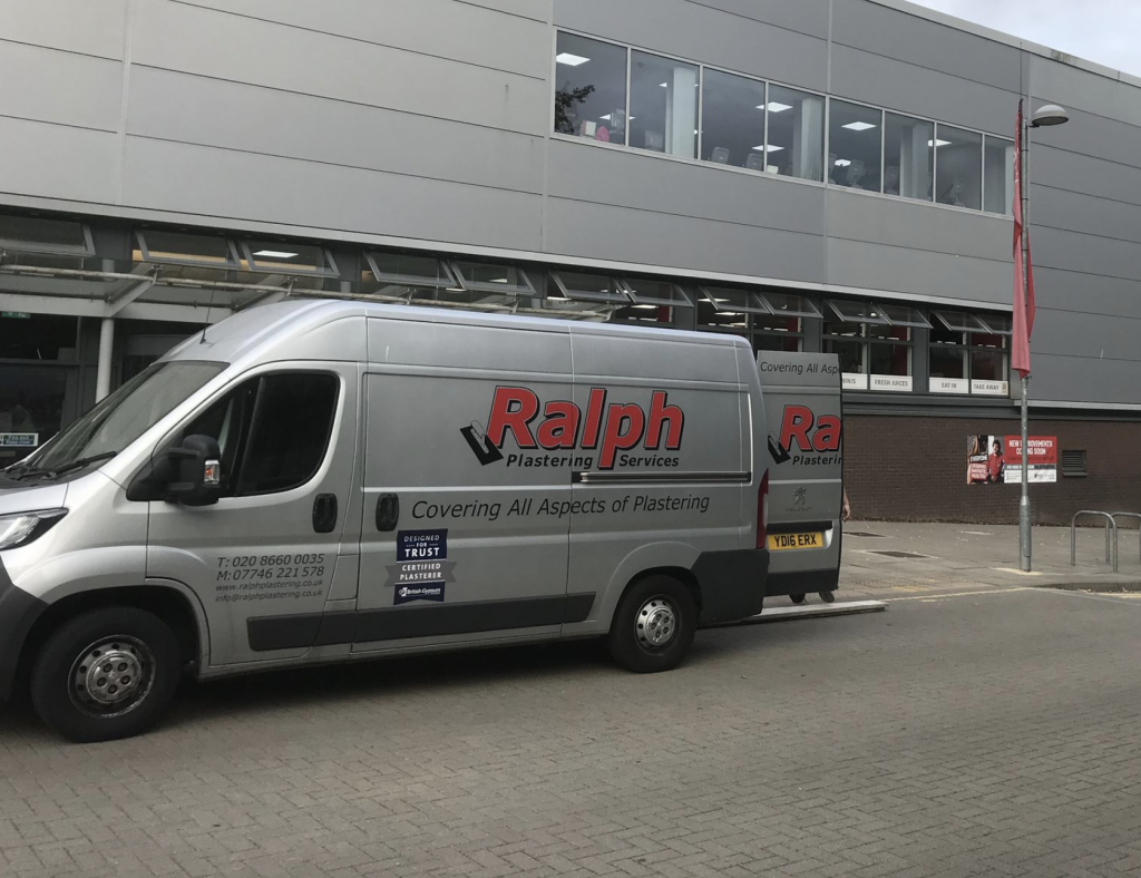 Plastering Company South London and Surrey - About Us - Ralph Plastering
