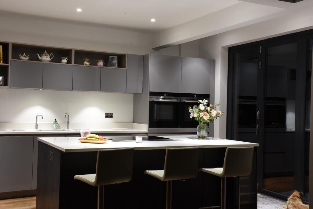 Kitchen Plastering