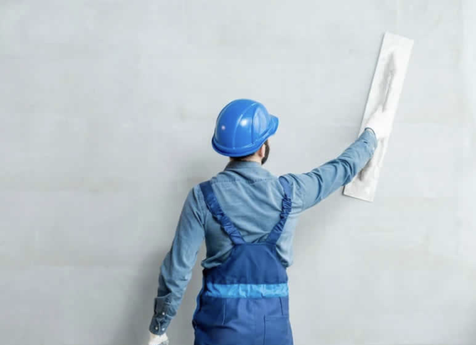 how to plaster a wall