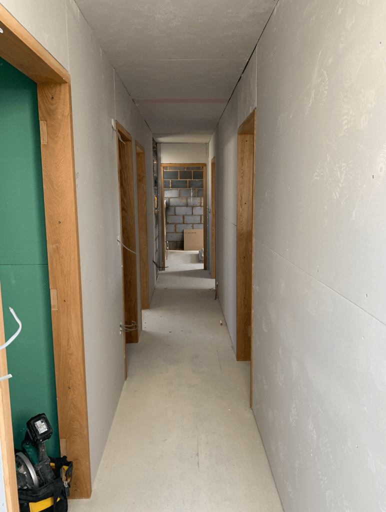 Dry lining cost