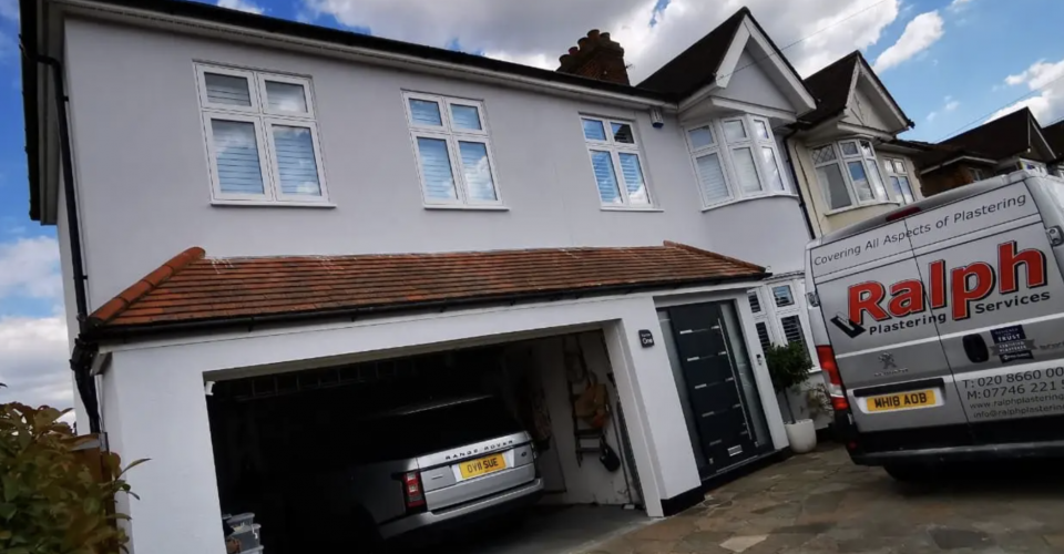 K Rend Approved Contractors - South London & Surrey - Ralph Plastering
