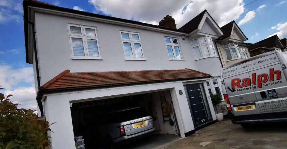 Weber Approved Contractors - South London & Surrey - Ralph Plastering